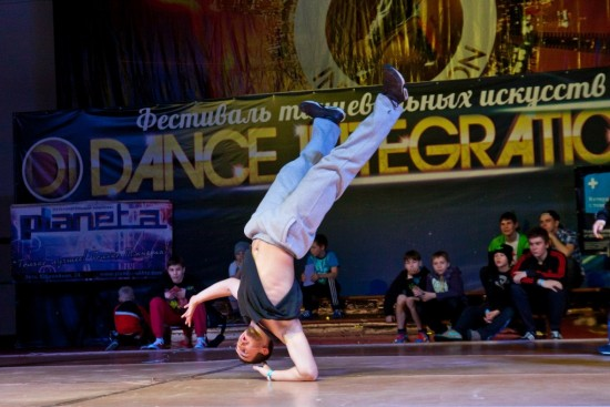 Dance competition Hip-Hop style
